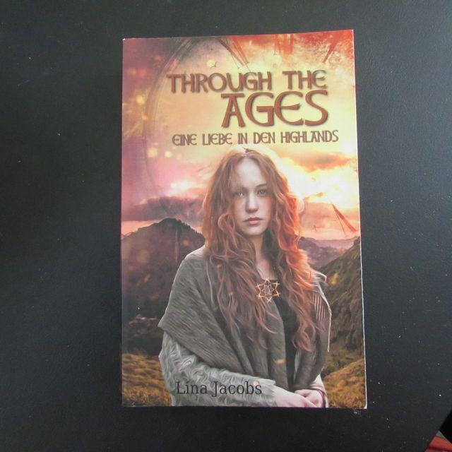 Through The Ages - Eine Liebe in den Highlands - Jacobs, Lina