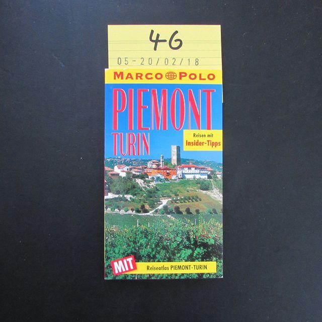 Marco Polo Reiseführer Piemont, Turin: Annette, Rübesamen: