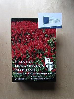Plantas Ornamentais No Brasil - Arbustivas, herbaceas: Lorenzi, Harri und