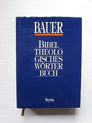 Bibeltheologisches Wörterbuch: Bauer, Johannes B.,