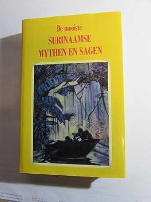 De mooiste Surinaamse mythen en sagen: Keizer, Hans P.