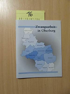 """Zwangsarbeit in Oberberg - """"Zwangsarbeit in Rheinland: Krüger, Werner und"""