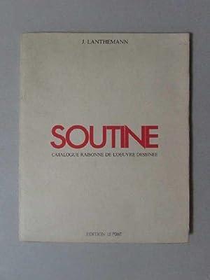 Soutine - Catalogue raisonne de l oeuvre: Lanthemann, Joseph: