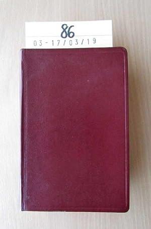 La Sainte Bible Nouvelle Edition publiee sous: S. EM. LE