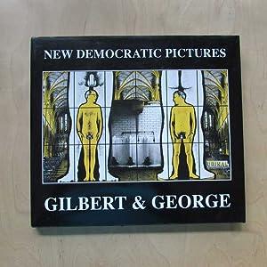 Gilbert and George - New Democratic Pictures: Sorensen, Jens Erik