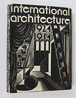 International Architecture, 1924-1934. Catalogue to the Centenary