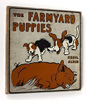 Farmyard Puppies: Cecil Aldin