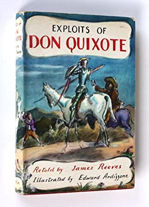 Exploits of Don Quixote: Cervantes Saavedra, Miguel de