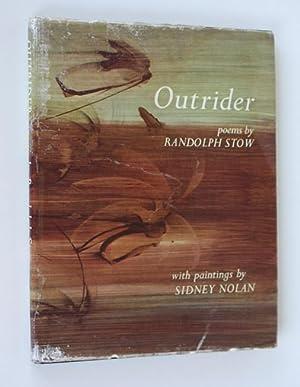Outrider: Randolph Stow