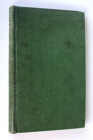 Yorkshire Vegetation: W.G. Smith, C.E. Moss, W.M. Rankin, F.J. Lewis