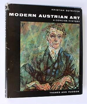 Modern Austrian Art: Sotriffer, Kristian