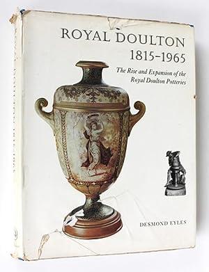 Royal Doulton 1815-1965: Eyles, Desmond