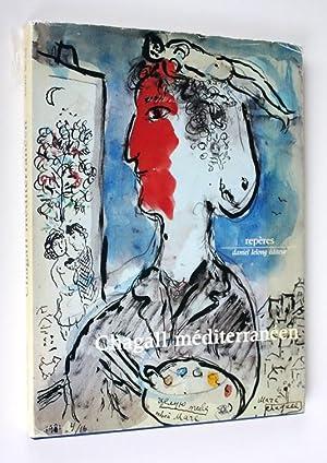Chagall Mediterraneen. Gouaches et dessins inedit de: Andre Verdet