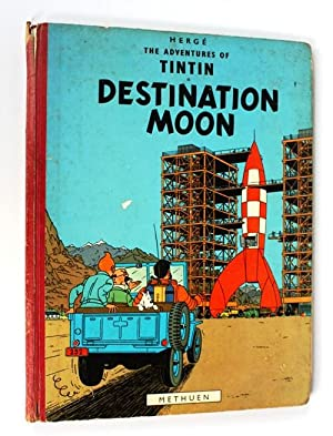 The Adventures of Tintin. Destination Moon: Herge