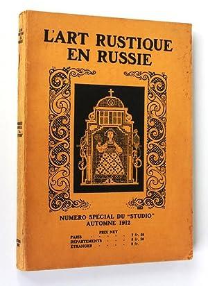 L'Art Rustique En Russie