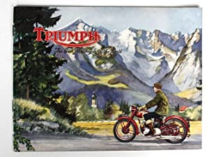 Triumph. The Best Motorcycle in the World