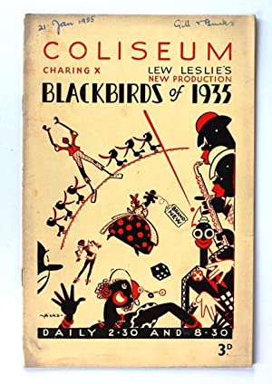 Blackbirds of 1935. Coliseum