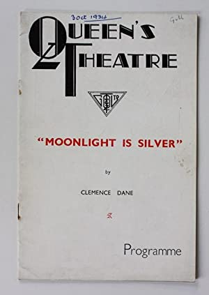 Moonlight is Silver. Queen's Theatre