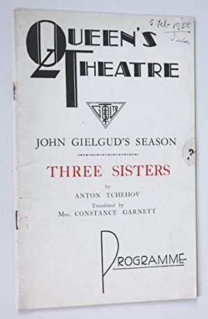 Three Sisters. Queen's Theatre