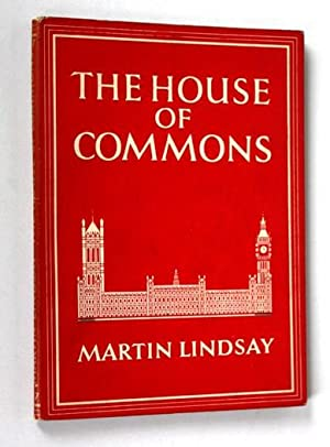 The House of Commons (Britain in Pictures.: Martin Lindsay