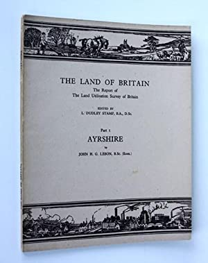 The Land of Britain. The Report of: John Lebon (author),