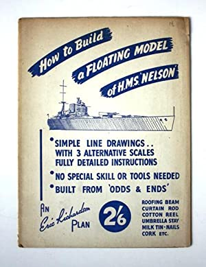 How to Build a Floating Model of H.M.S.