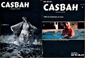 Casbah [Night and Day's] (Vintage adult magazine,: Holmes, A. Lawrance