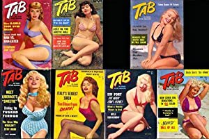 Tab [The Pocket Picture Magazine] (7 vintage: Carnival Magazine Corp.]
