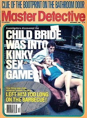 Master Detective (Vintage crime magazine, Dec 1982): Dunning, John, and