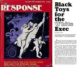 Response [The Photo Magazine of Sexual Awareness]: Barrington, Dave, and