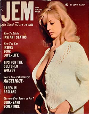 Jem (Vintage adult magazine, 1967): Weider, Joe (founder);