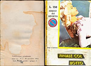 Finale col botto [By Air Mail] (Vintage Italian digest paperback)