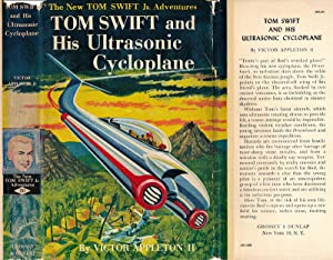 Tom Swift and His Ultrasonic Cyclopane (First Edition)