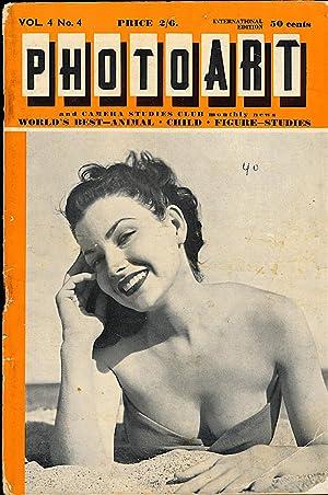 photoART [incorporating photoVIEW] (Vintage British magazine): Kingswood, Tony (ed.);