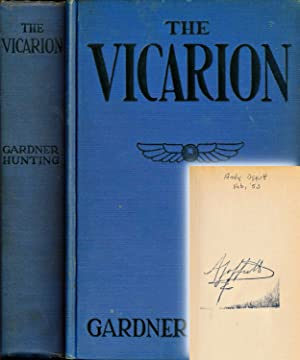 The Vicarion (First Edition, Andrew J. Offutt's copy)