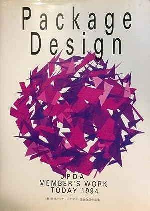 Package Design: Jpda Member's Work Today 1994: Japan Package Design