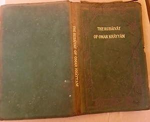 The Rubaiyat of Omar Khayyam: Edward Fitzgerald