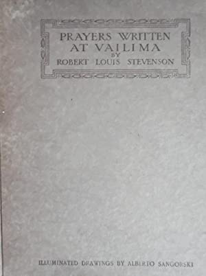 Prayers Written at Vailima: Stevenson, Robert Louis