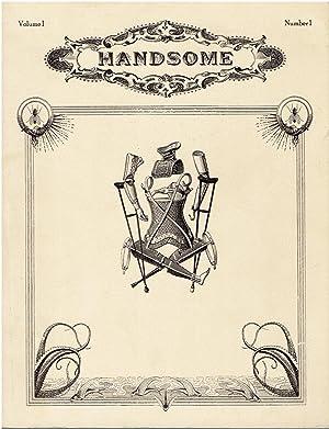 Handsome - Volume I, Number 1