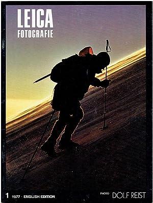 Leica Fotografie (1,1977, February 1977): Hugo Schottle ,