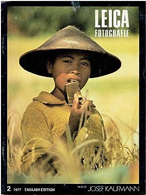 Leica Fotografie (2,1977, April 1977): Hugo Schottle ,