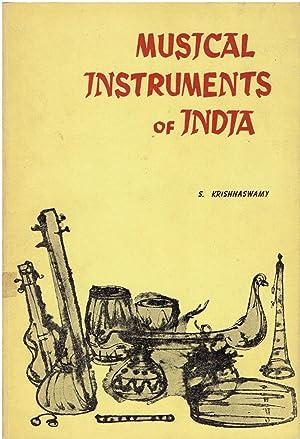 Musical Instruments of India: S. Krishnaswamy