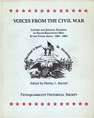 Voices from the Civil War - Letters: Edited by Shirley