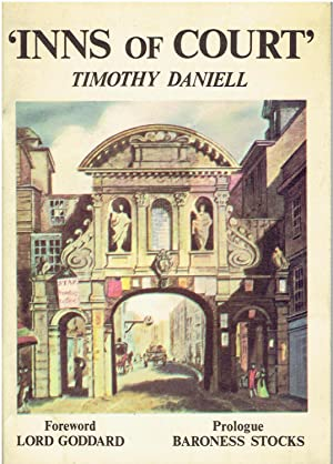 A Literary Excursion to the Inns of: Timothy Daniell