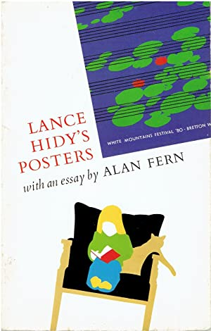 Lance Hidy's Posters: Designs Personal & Public: Alan Fern