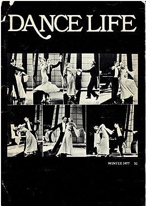 Dance Life (Winter 1977, Volume 3, No.: David Lindner, Editor