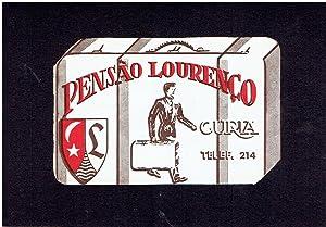 Pensao Lourenco, Curia, Portugal - Vintage Hotel