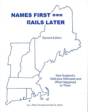 Names First = = Rails Later (Second: L. Peter Cornwall