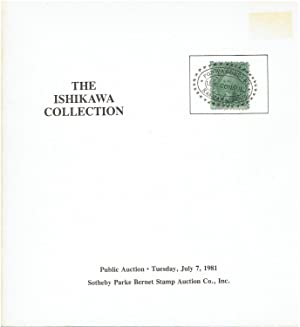 The Ishikawa Collection of United States Post: Sotheby Parke Bernet