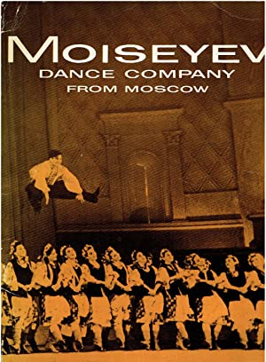 Moiseyev Dance Company from Moscow (Sol Hurok)